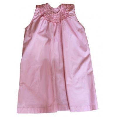 Chemise de nuit rose