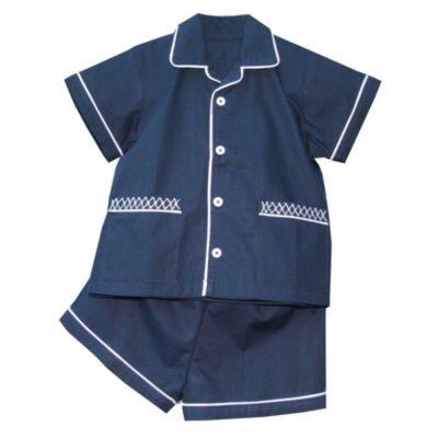 Pyjama marine